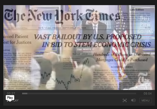 1 year later NYT Wall St
