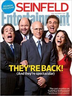 EW Seinfeld curb