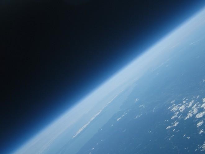 earth curv