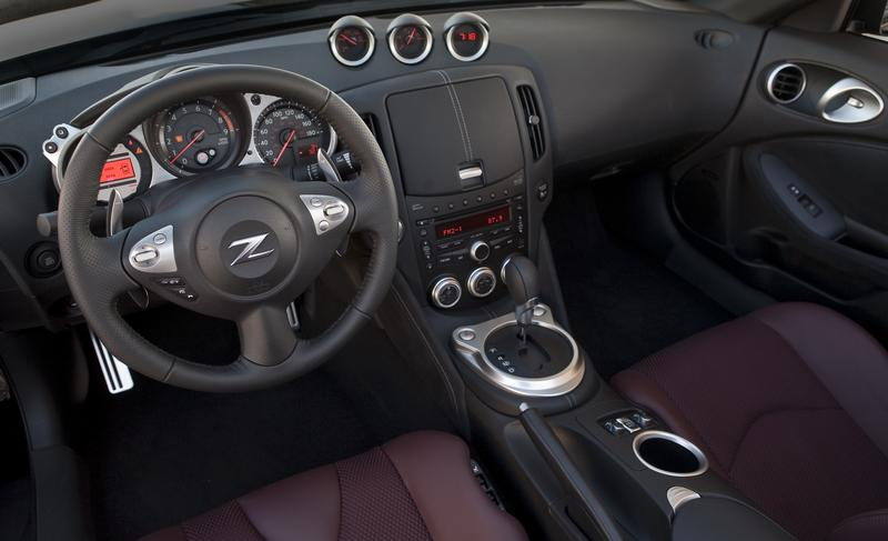 2010 Nissan 370z Roadster The Big Picture