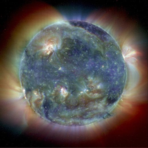 4 sun
