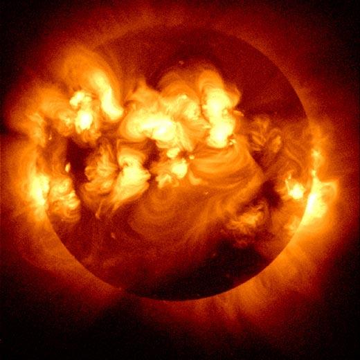 9 solarflare