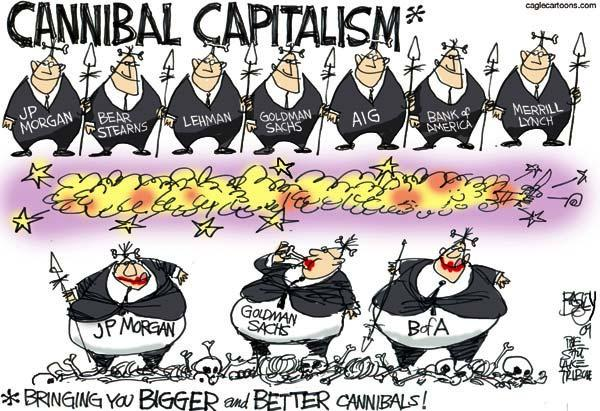 Cannibal Capitalism