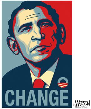 Barack W Obama
