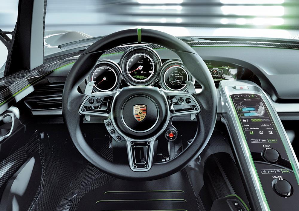 Porsche 918. Porsche 918 Spyder Hybrid