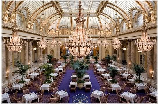 Palace Hotel Garden Court San Francisco The Big Picture