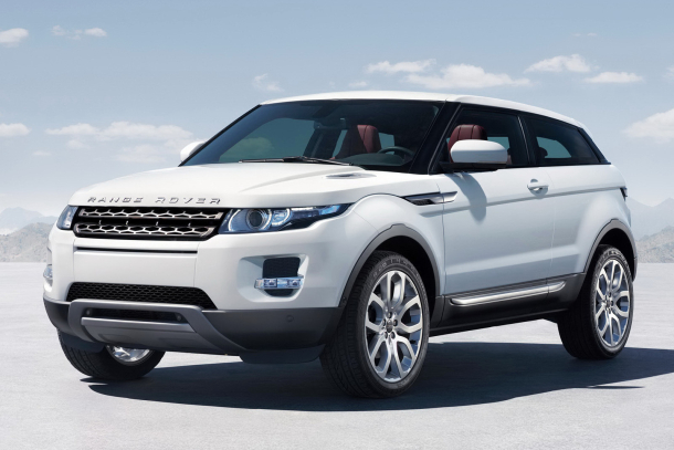 range rover evoque small fuel efficient suv the big picture. Black Bedroom Furniture Sets. Home Design Ideas