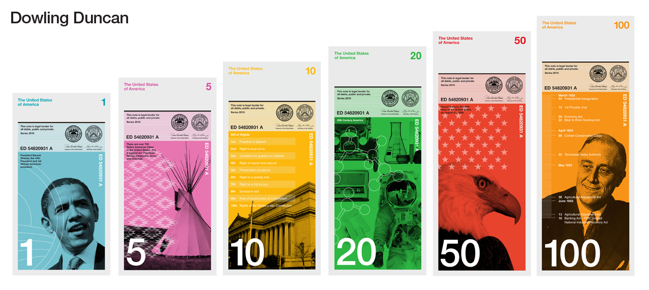 richard smith:dollar redesign project