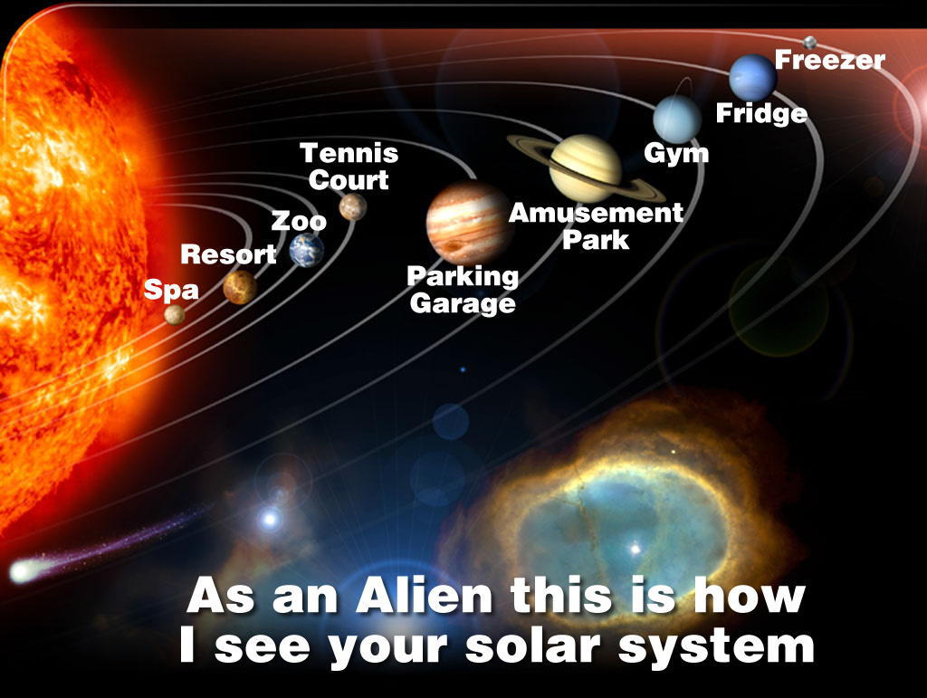 aliens in our solar system - photo #9