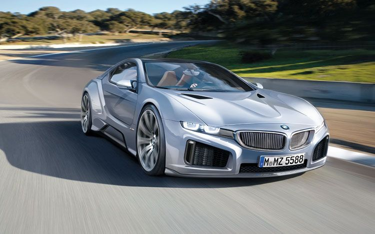 Bmw M100 Bmw S Fastest Vehicle Ever The Big Picture