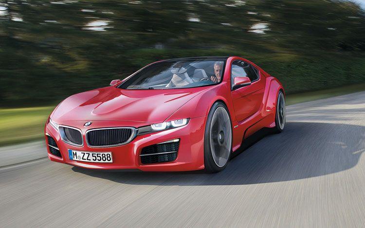 Nice BMWu0027s Striking Vision EfficientDynamics ...