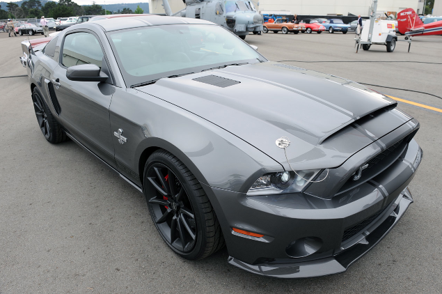 2012 GT500 Super Snake: 800 HP - The Big Picture