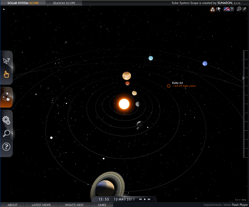 Awesome Solar System - Pics about space