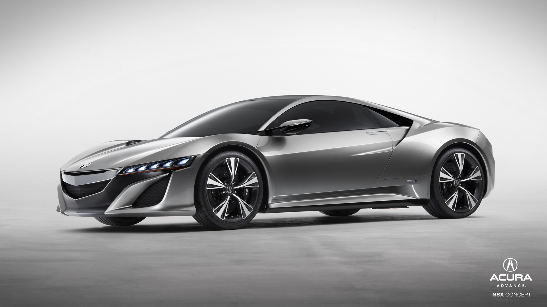 New Cars Wallpapers: 2014 Acura NSX Wallpapers