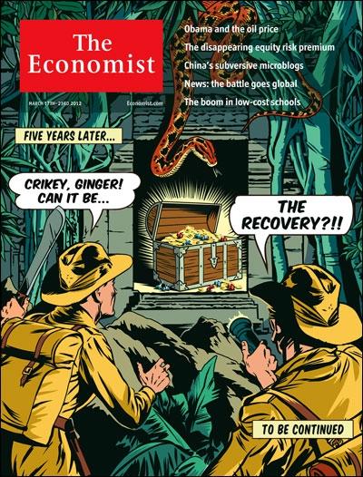 Uh-Oh: Economist Cover