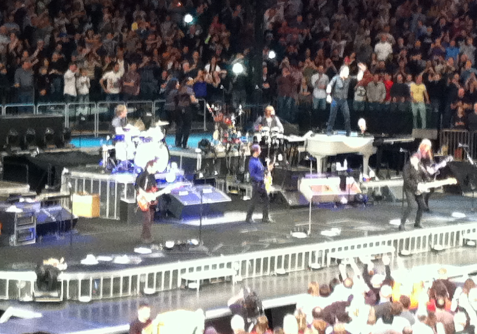 Bruce Springsteen Madison Square Garden April 9 2012 The Big Picture