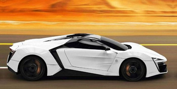 Lykan Hypersport: World's Most Expensive Car | The Big Picture
