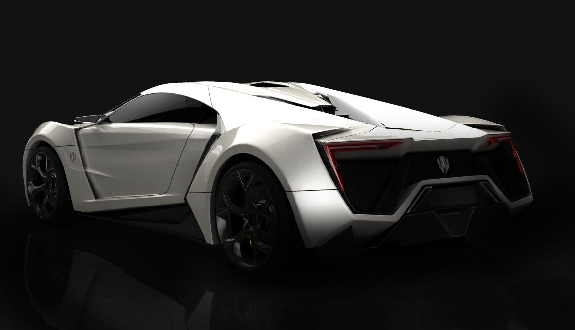Lykan Hypersport: World\'s Most Expensive Car - The Big Picture