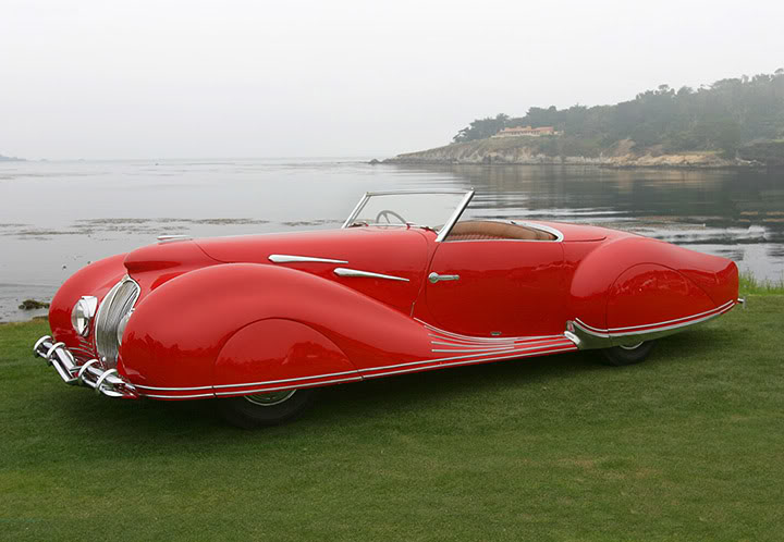 Delahaye Automobiles Outrageously Gorgeous Cars The Big