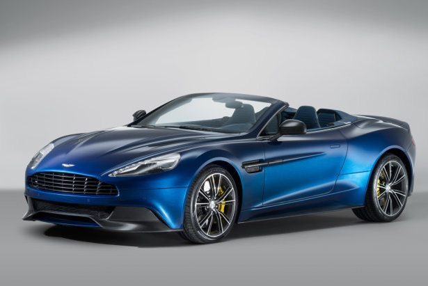 2014 aston martin vanquish (convertible) - the big picture