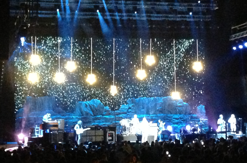 John Mayer opening