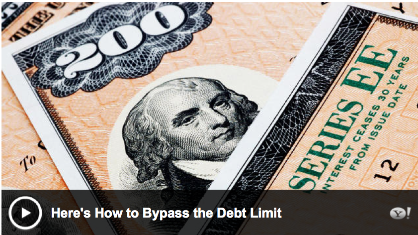 Bypass the Debt Limit