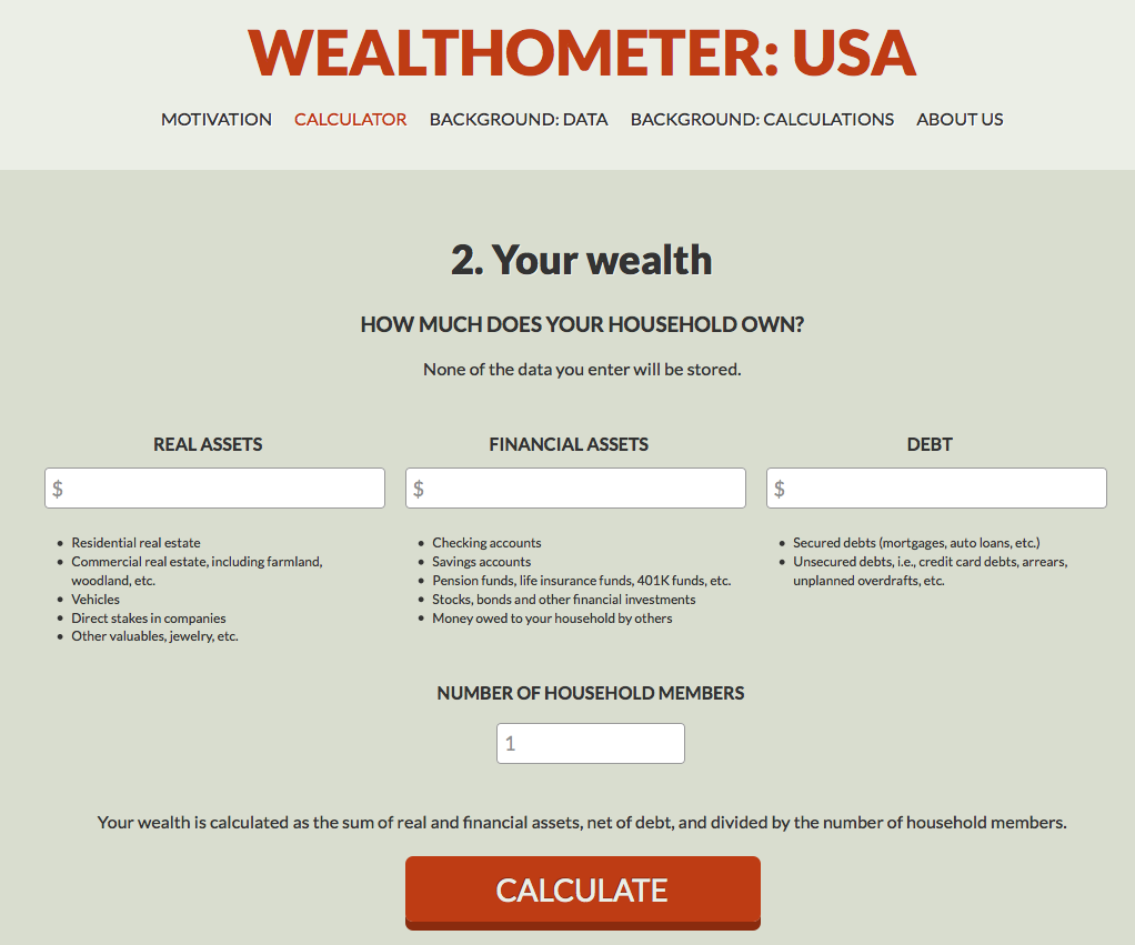 wealthometer