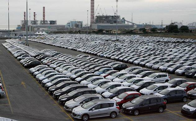 Unsold Cars Around The World The Big Picture