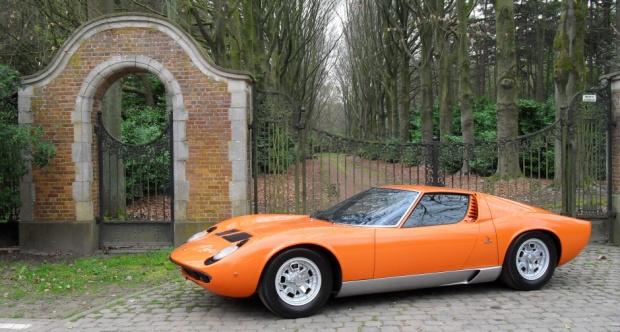 1968 Lamborghini Miura The Big Picture