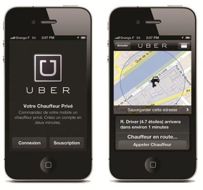 uber francais