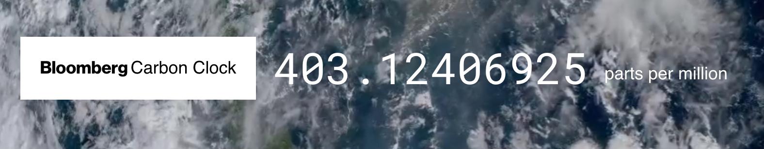 carbon clock