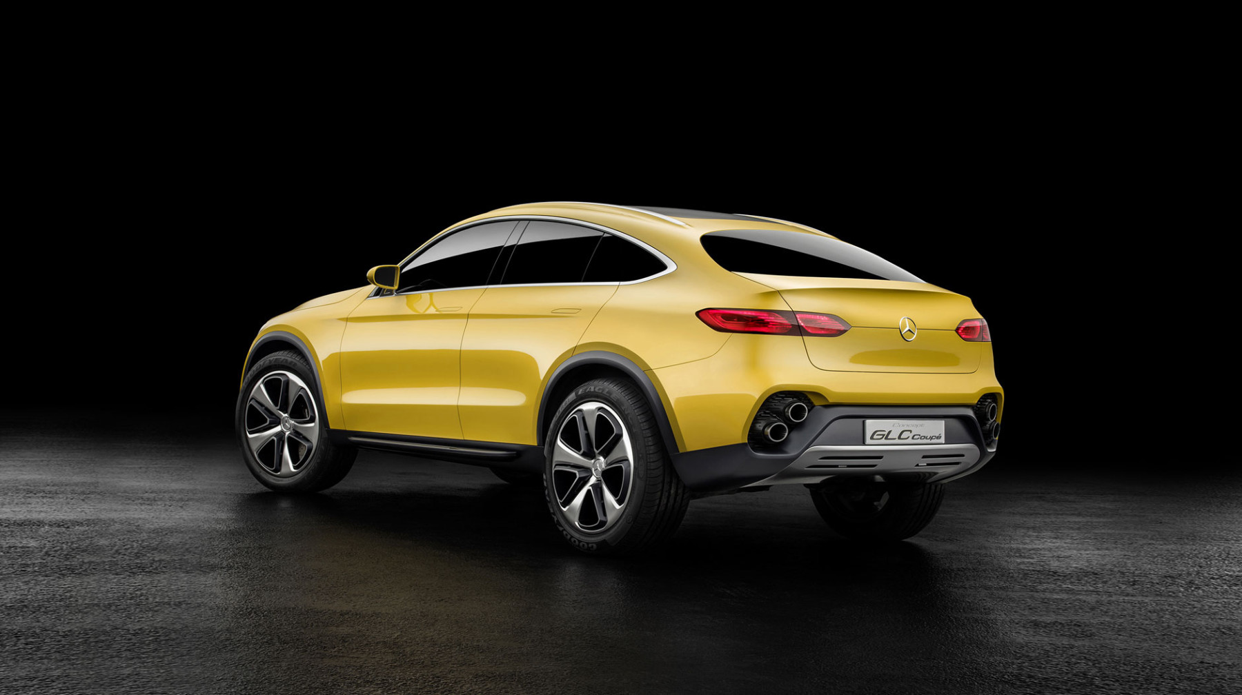 glc coup concept by mercedes benz finance. Cars Review. Best American Auto & Cars Review