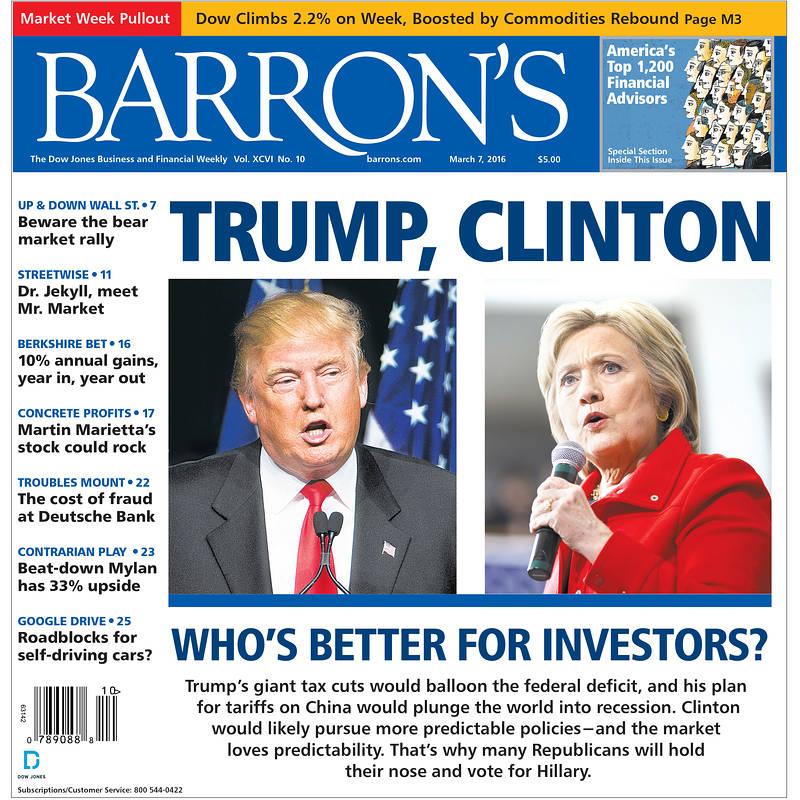 Barrons T v C