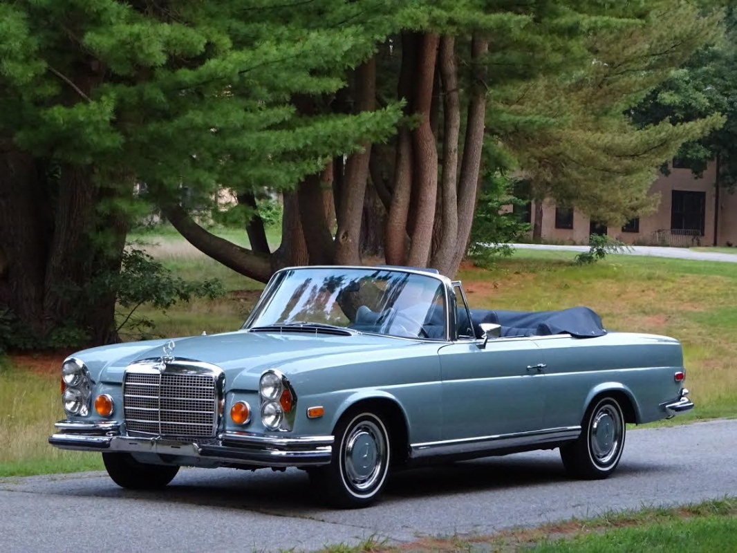 1971 mercedes benz w111 112 the big picture for The biggest mercedes benz