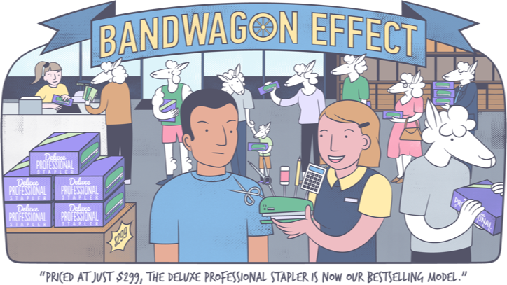 Bandwagon Effect