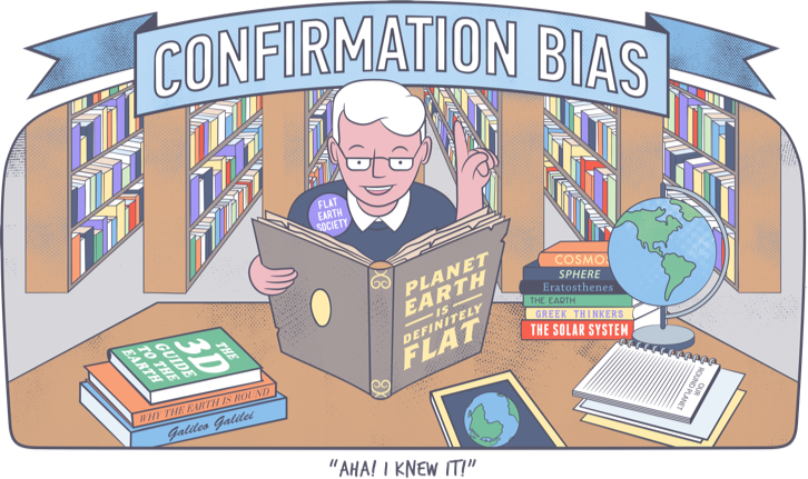 confirmation bias Bias definition is - an inclination of temperament or outlook especially : a personal and sometimes unreasoned judgment : prejudice.