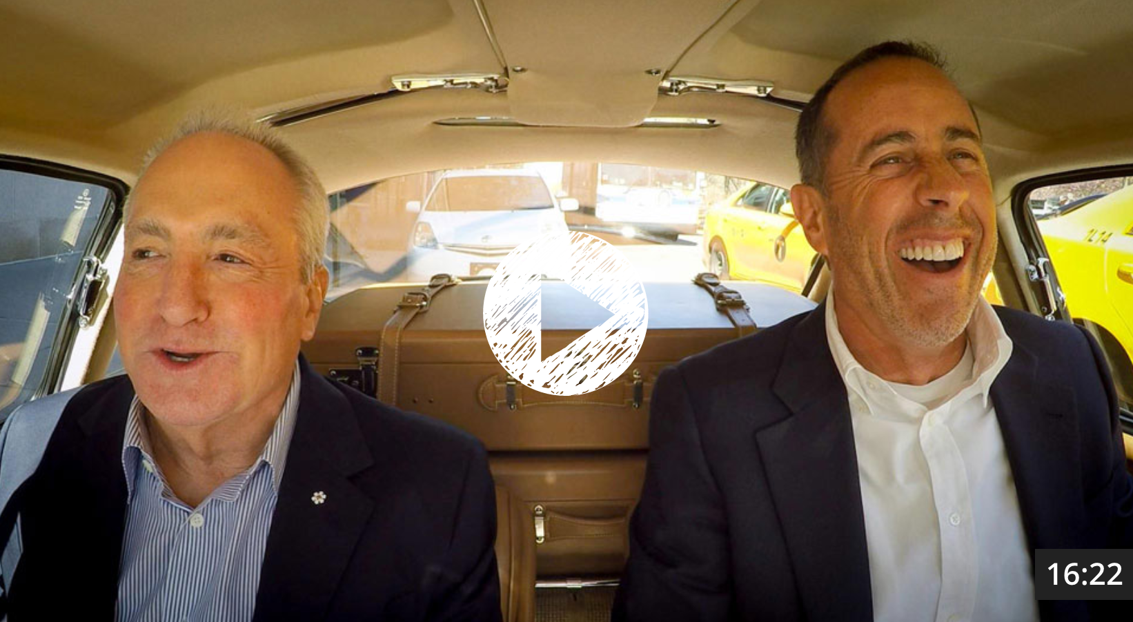 comedians in cars getting coffee lorne michaels the big. Black Bedroom Furniture Sets. Home Design Ideas