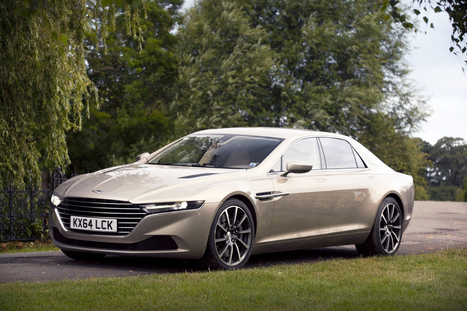 aston martin u2019s new  1 million  195-mph limousine