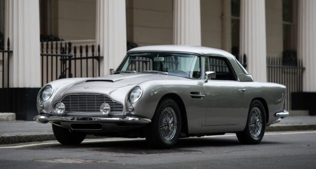 Aston Martin DB The Big Picture - 1965 aston martin db5