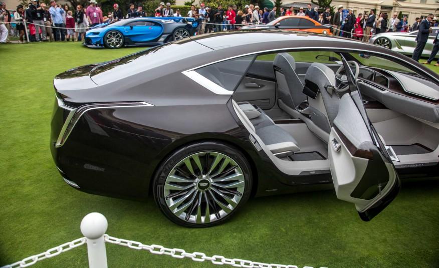 2021 Cadillac Escala - The Big Picture