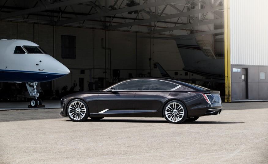 2021 Cadillac Escala The Big Picture