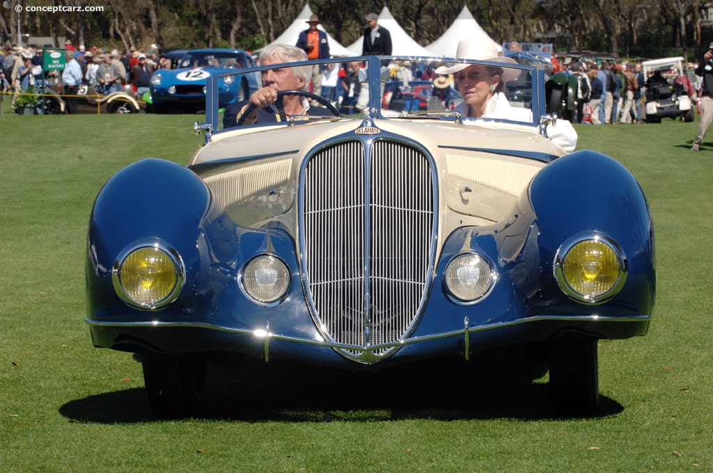 1939 delahaye 135 m   the big picture