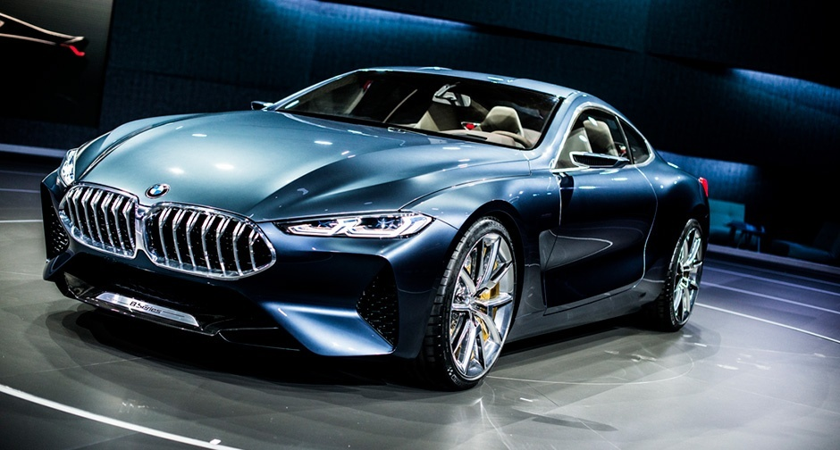 Bmw Concept 8 Series The Big Picture