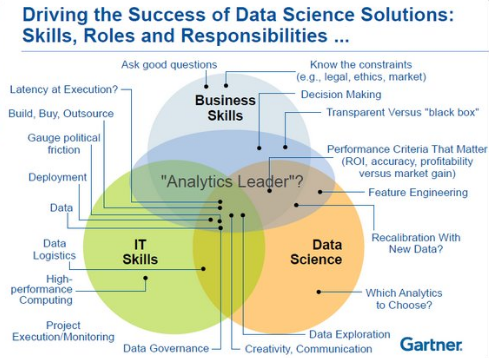 Driving The Success Of Data Science Solutions Skills