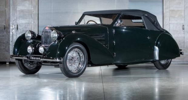 1937 Bugatti Type 57 Stelvio