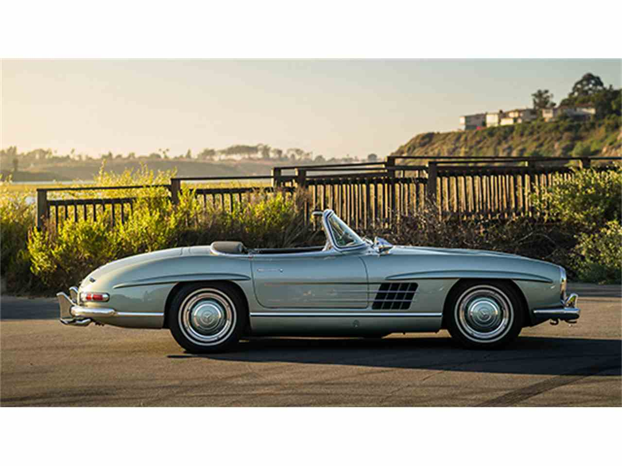 1960 mercedes benz 300 sl the big picture. Black Bedroom Furniture Sets. Home Design Ideas