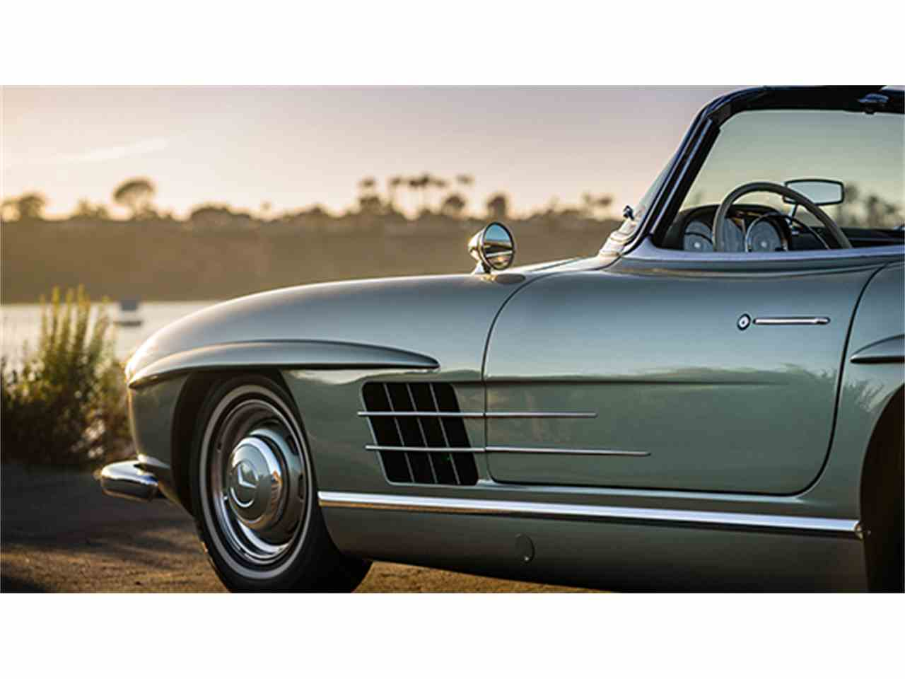 1960 mercedes benz 300 sl the big picture for 1960 mercedes benz