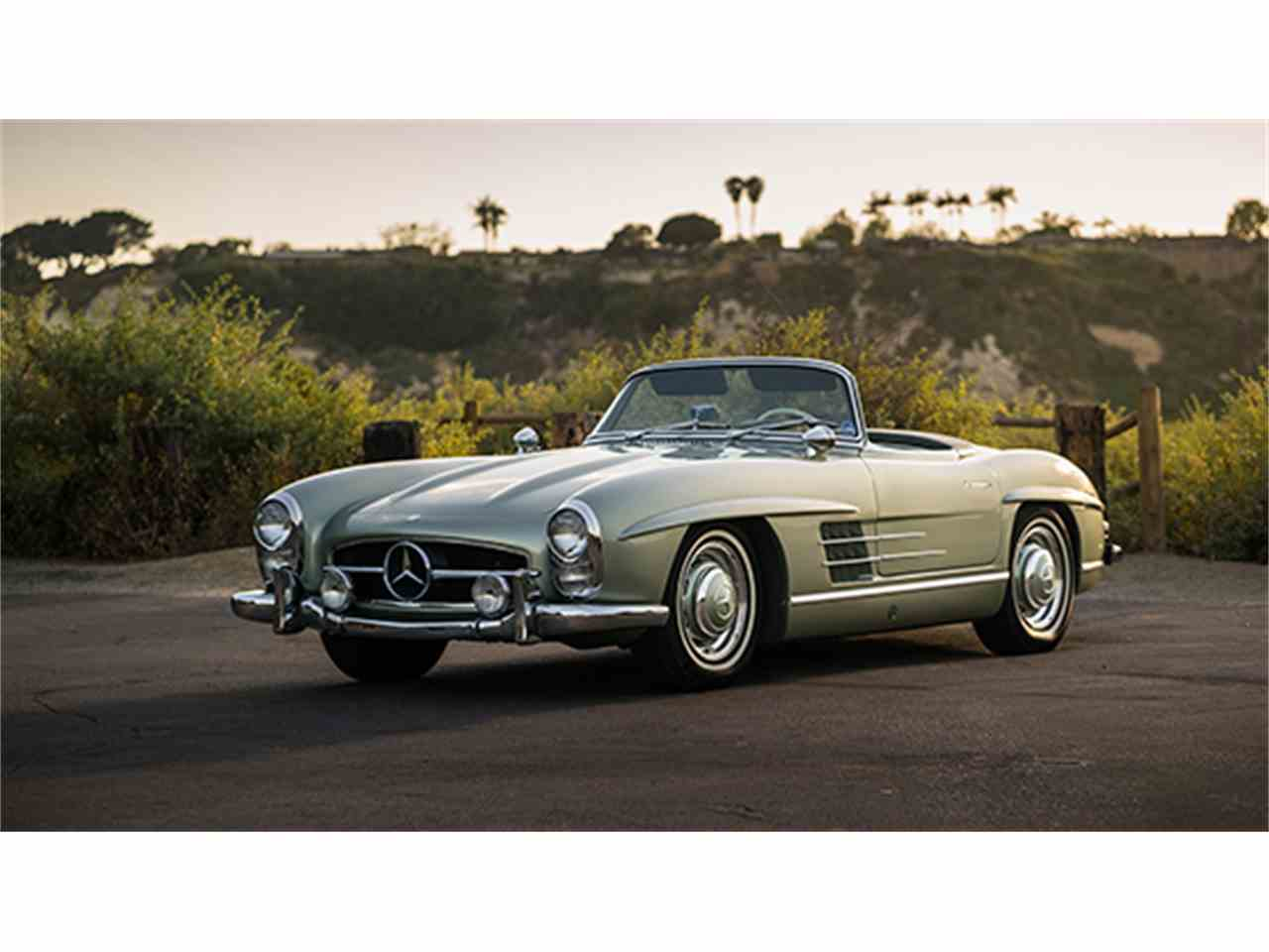 1960 mercedes benz 300 sl the big picture howldb for Mercedes benz 300