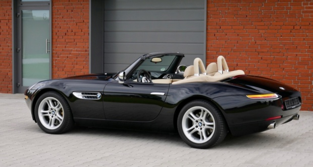 2001 BMW Z8 - The Big Picture