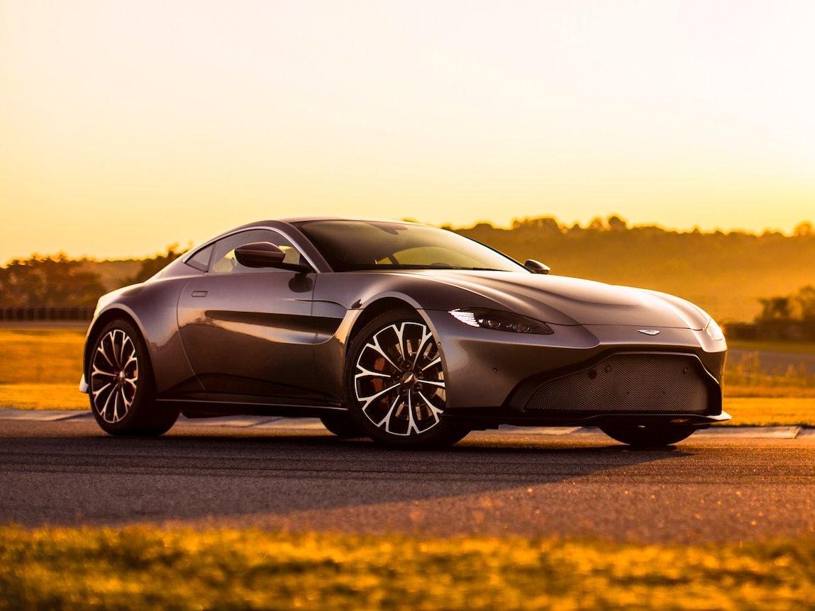 2018 Aston Martin Vantage - The Big Picture